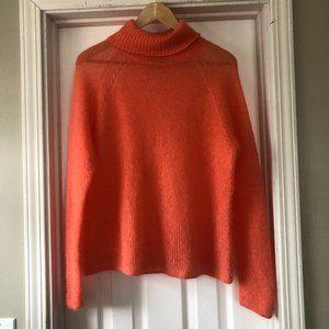 Katherine Kelly Mohair Blend Sweater XL